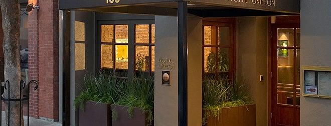 Hotel Griffon is one of Posti che sono piaciuti a Jared.