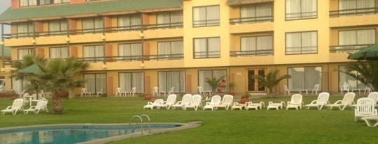 Mar De Ensueno Hotel La Serena is one of Alanさんのお気に入りスポット.