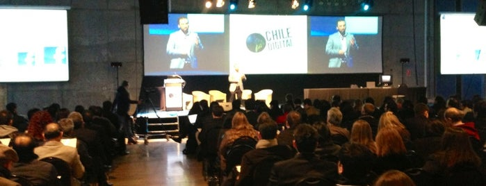 Congreso Chile Digital 2013 is one of Cristianさんのお気に入りスポット.