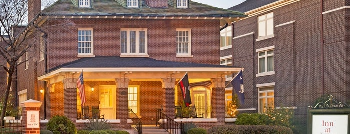 Inn at USC is one of Historic Hotels to Visit.