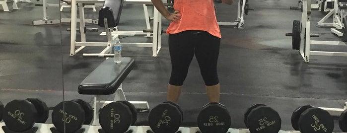 24 Hour Fitness is one of Locais curtidos por M H.