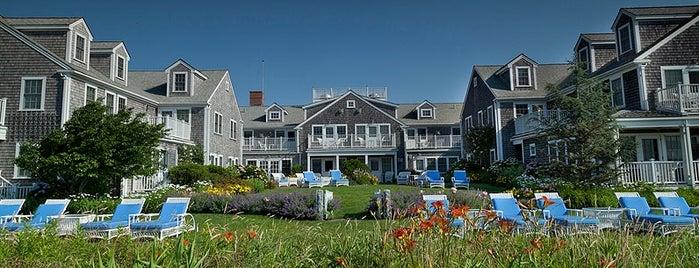 White Elephant is one of Stevenson's Favorite World Hotels.