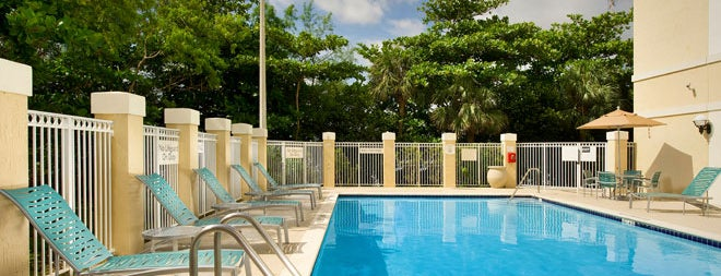 SpringHill Suites Miami Airport South is one of Posti che sono piaciuti a Vallyri.
