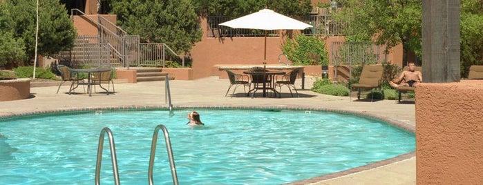 Lodge at Santa Fe is one of Wade'nin Beğendiği Mekanlar.