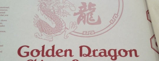 Golden Dragon Chinese Restaurant is one of Dan's Liked Places.