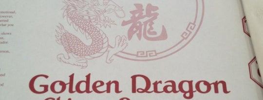Golden Dragon Chinese Restaurant is one of Dan : понравившиеся места.