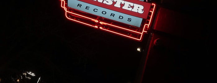 Spinster Records is one of OKC Faves.