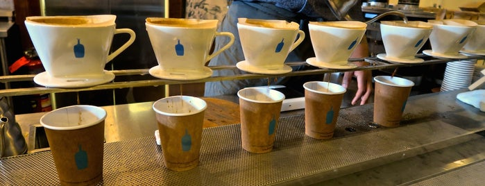 Blue Bottle Coffee is one of 25 Top Coffee Shops in NYC.