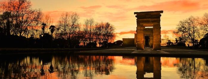 Храм Дебод is one of Madrid.
