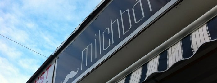 Milchbart is one of wien.