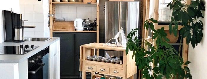 minifeast Berlin is one of สถานที่ที่บันทึกไว้ของ Johannes.