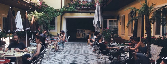 Hotel am Brillantengrund is one of Austria #4sq365at Oans (One).