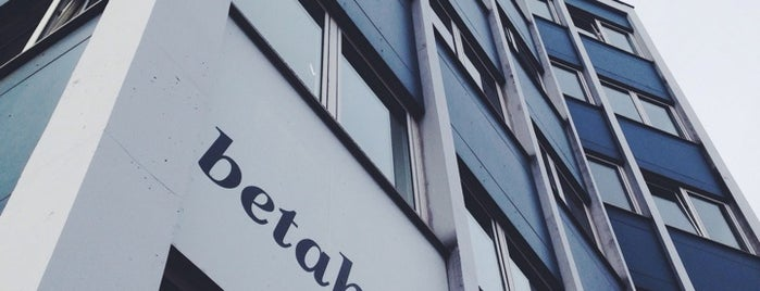 betahaus is one of STARTUP Hotspots.