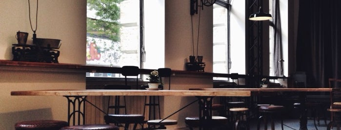 Prachtwerk is one of Coffee spots Berlin.