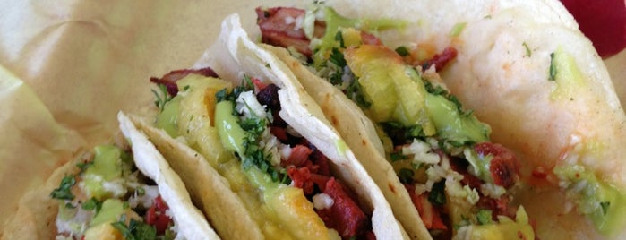 America's Taco Shop is one of Phoenix.