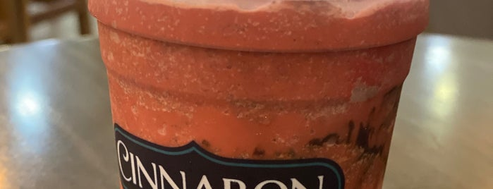 Cinnabon is one of Must-visit Food in Quito.