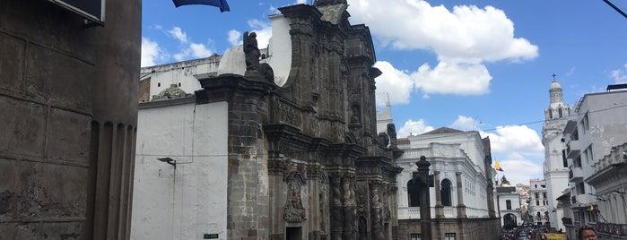 Fundación Iglesia De La Compañía is one of Locais curtidos por Joel.