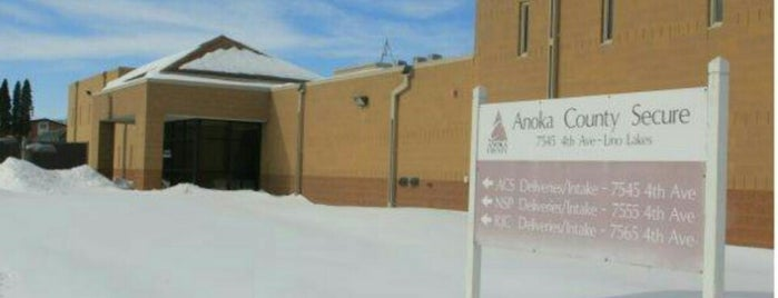 Anoka County Secure Program is one of MN.