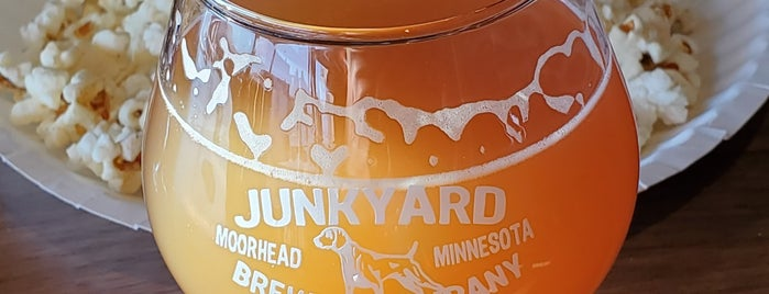 Junkyard Brewing Company is one of West Coast Sites.
