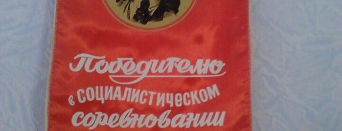 Soviet Home Hostel is one of EURO 2012 LVIV (WiFi Spots).