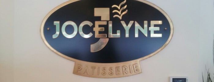 Jocelyne  Patisserie is one of สถานที่ที่บันทึกไว้ของ Emre.