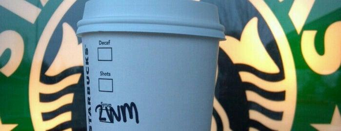 Starbucks is one of สถานที่ที่บันทึกไว้ของ Can.