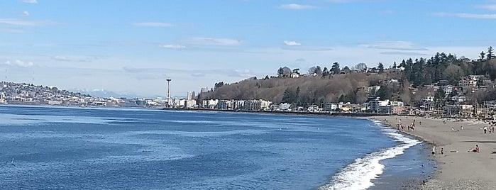 Alki Beach Neighborhood is one of Kate 님이 좋아한 장소.