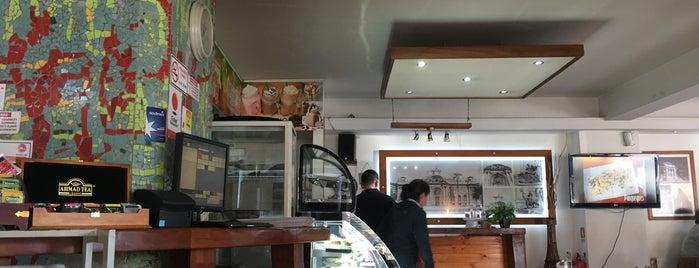 Café de las Artes is one of Santiago Chile.