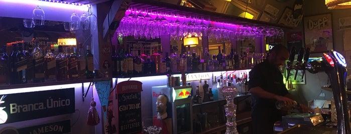 Torino Bar & Bistró is one of Tempat yang Disukai Antonella.
