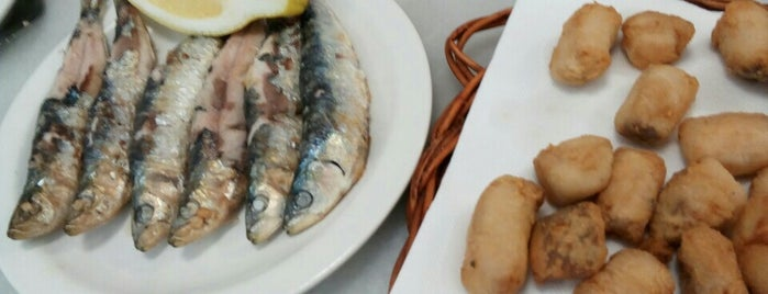 Pescadito Frito is one of Bcn secrets.