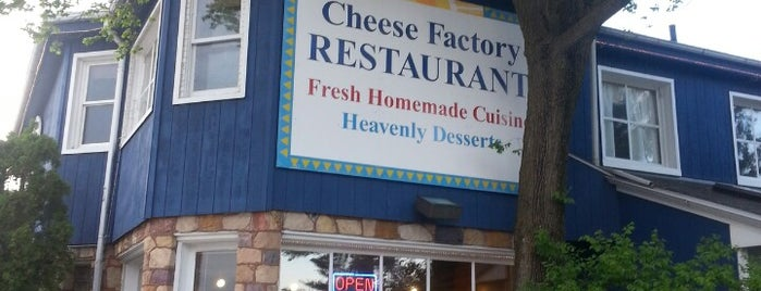 The Cheeze Factory Restaurant is one of Wisconsin Dells.