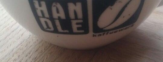 Handle Kaffeewerk is one of Top Drink n Food....