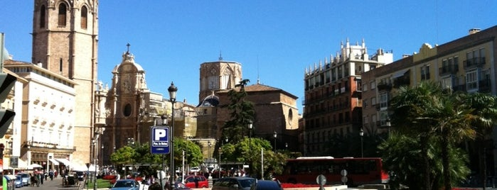 Plaça de la Reina is one of Valencia.