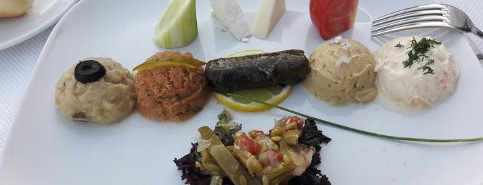 Havuzbaşı Restaurant is one of สถานที่ที่บันทึกไว้ของ Ebru.