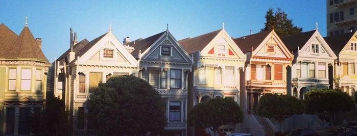 Painted Ladies is one of My San Francisco.