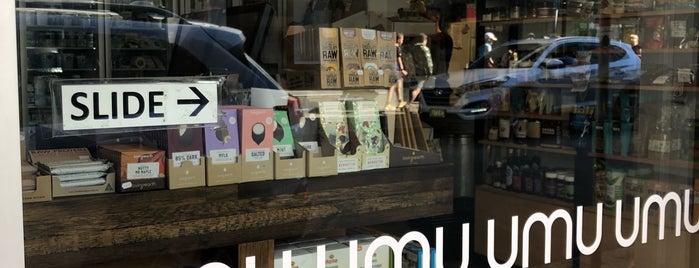 Umu Plant Based Eatery is one of Sydney & Melbourne.