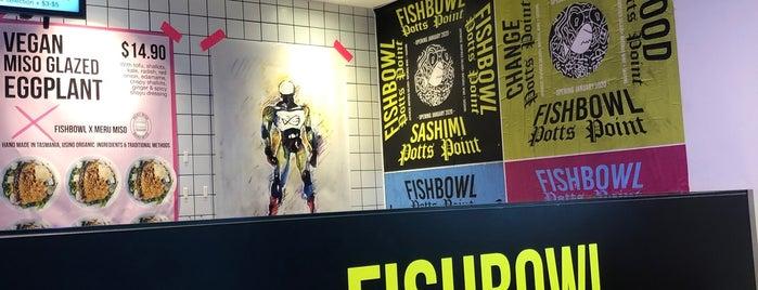 Fishbowl Poke Bar is one of Sydney.