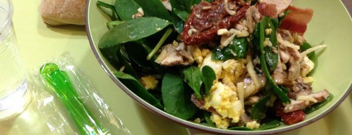 JOUR is one of Healthy & Veggie Food in Paris.