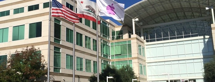 Apple Inc. is one of My San Francisco.