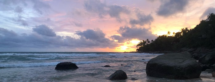 Pansea Beach Phuket is one of Lugares favoritos de Hemera.
