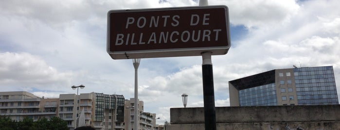 Ponts de Billancourt is one of Posti che sono piaciuti a Pumky.