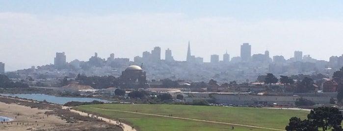Presidio of San Francisco is one of My San Francisco.