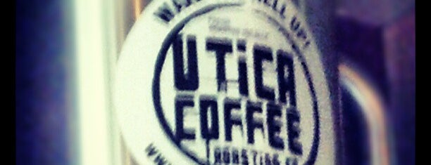 Utica Coffee Roasting is one of Locais curtidos por Andy🔥.