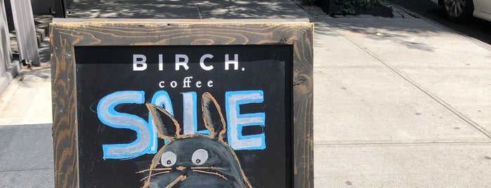 Birch Coffee is one of Cafe con Leche.