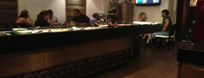 Nirai Cozinha Oriental is one of Lugares recomendados.