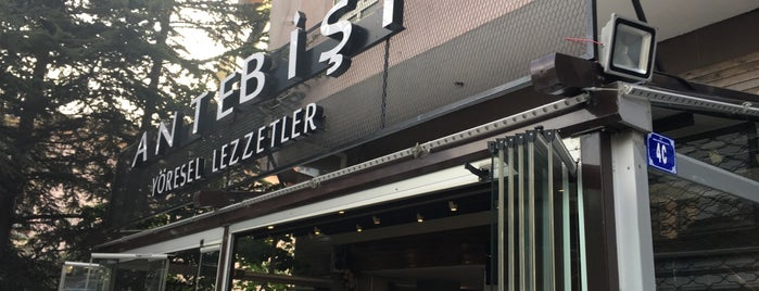 Antebişi Yöresel Lezzetler is one of Ankara YE ✅.