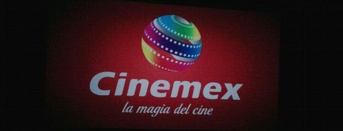 Cinemex is one of Cinéfilos. Area Metropolitana.