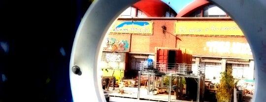 Mercado de la Cebada is one of Mercados Municipales en Navidad.