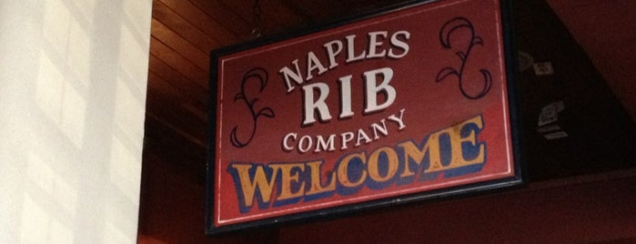 Naples Rib Company is one of dineLA Fall 2011 ($).