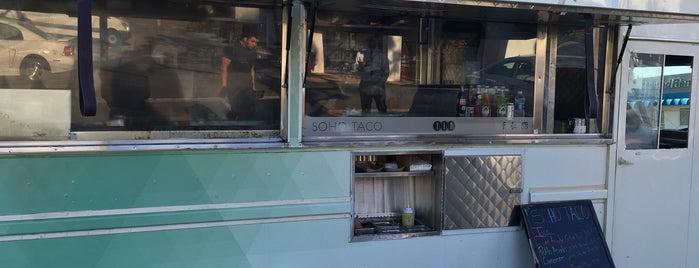 SOHO TACO: Food Truck is one of Lugares guardados de Derek.